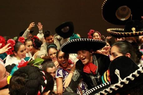 Los Mejicas 41st Spring Show Celebration